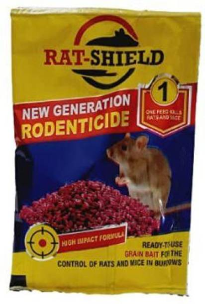 ASKAB Rat Shield Granules / Colorful Granules Attracts Rat and Kill Them ( 50 Grams ) Pack of 1