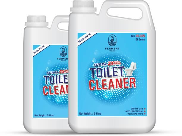 FERMENT Toilet Cleaner Blue 10 Liter Ocean Liquid Toilet Cleaner