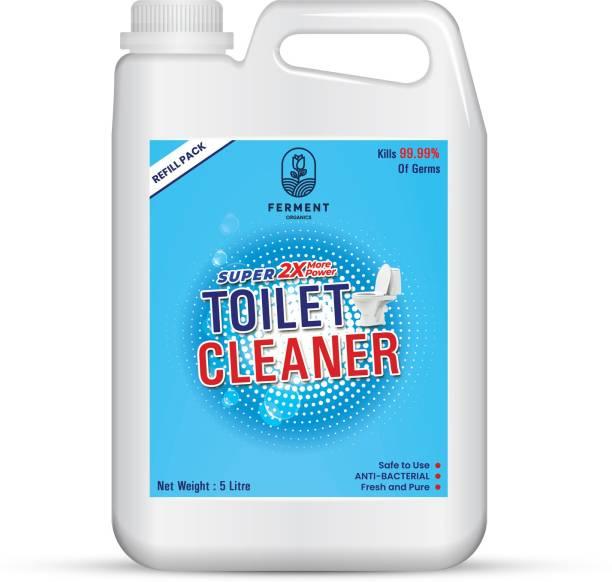 FERMENT Toilet Liquid Cleaner 5 Liter Original Liquid Toilet Cleaner