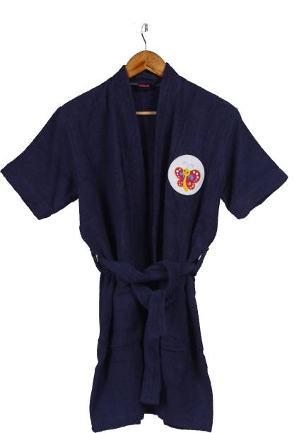 Gifts and Boxes Blue XL Bath Robe