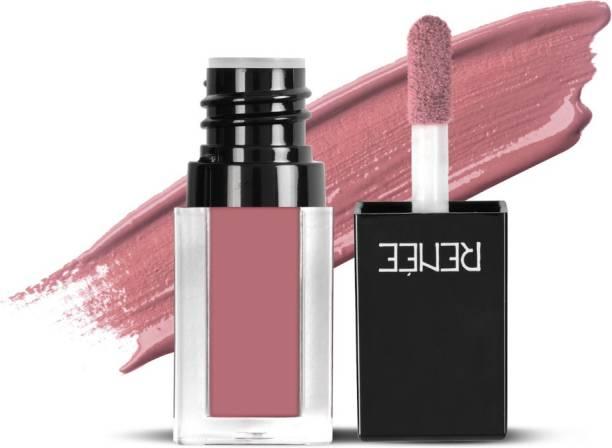Renee Check Matte Liquid Lip Color - Castle of Nude