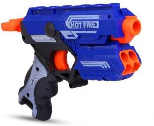 Sandiksha Hot Fire Soft Bullet Shooting Pistol Toy Gun Guns & Darts Guns & Darts