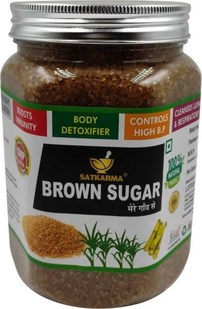 SATKARMA BROWN SUGAR (MERE GAON SE) Sugar