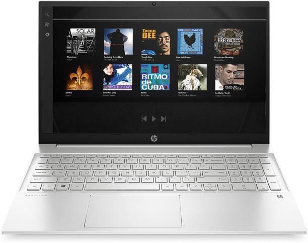 HP Pavilion Ryzen 5 Hexa Core 5500U - (16 GB/512 GB SSD/Windows 10 Home) 14-ec0033AU Thin and Light Laptop