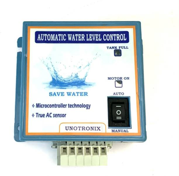 UNOTRONIX Semi automatic water level controller with float sensor Water Leak Detector