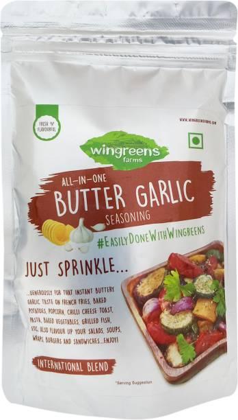 Wingreens Farms All-in-One Garlic Bread Seasoning