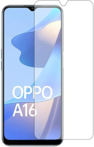 ISAAK Tempered Glass Guard for OPPO A16