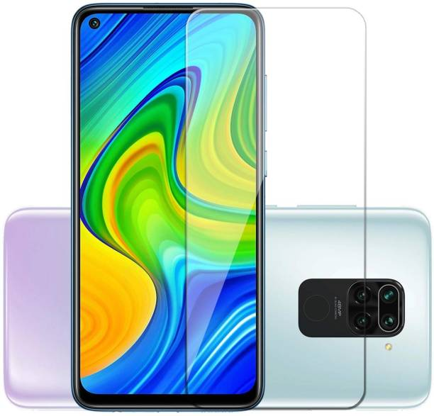 ISAAK Tempered Glass Guard for Redmi Note 9