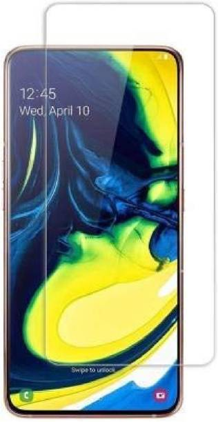 ISAAK Tempered Glass Guard for Samsung Galaxy A80