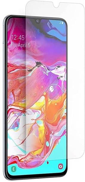 ISAAK Tempered Glass Guard for Samsung Galaxy A70