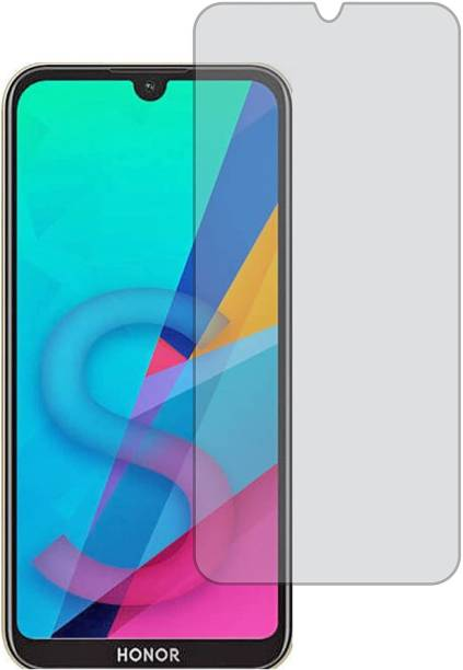 ISAAK Tempered Glass Guard for Honor 8s (2020)