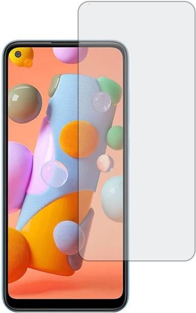 ISAAK Tempered Glass Guard for Samsung Galaxy A11, Samsung Galaxy M11