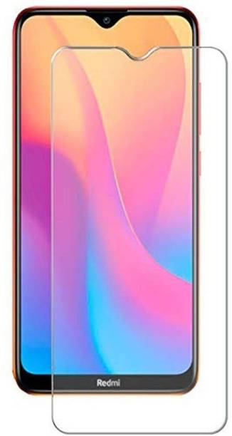 ISAAK Tempered Glass Guard for Redmi 8A