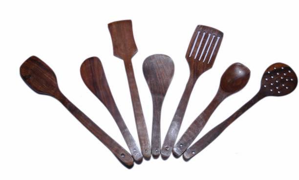 Rizen Wood Wood Ladle