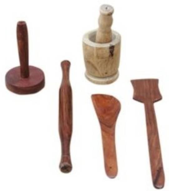 Onlineshoppee Wood Ladle