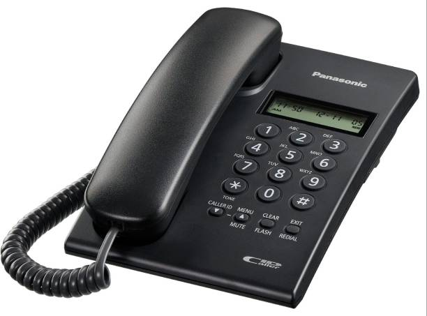 Panasonic KX-TSC60SXB Corded Landline Phone