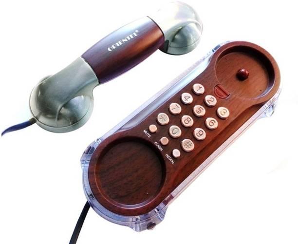 SIDDH Present Orientel Antique Style Kx-T777 Corded Landline Phone