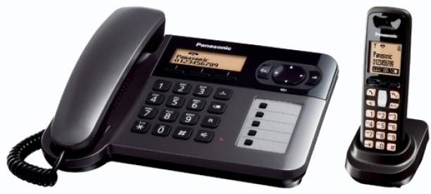 Panasonic KX-TG 6451 Corded Landline Phone