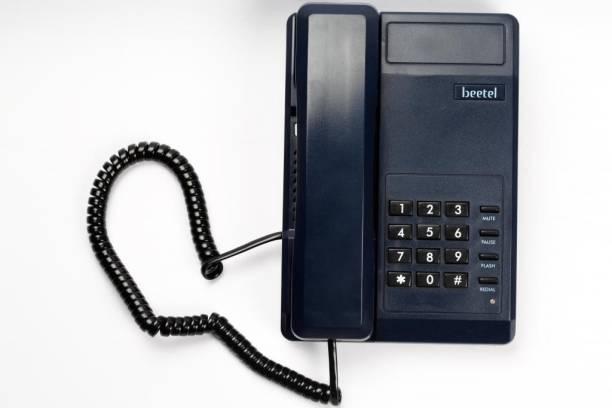 Beetel 11 BASIC TELEPHONE UPDATE VERSION WITH SCHEME Corded Landline Phone