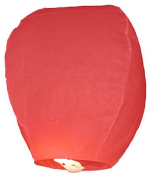 Toygully Red Paper Sky Lantern