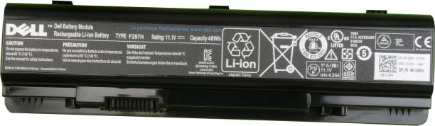 DELL F287H 6 Cell Laptop Battery