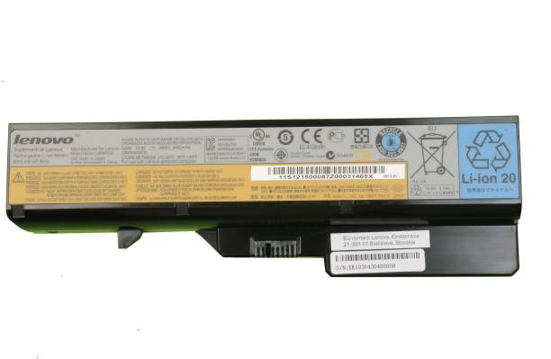 Lenovo L09S6Y02 6 Cell Laptop Battery