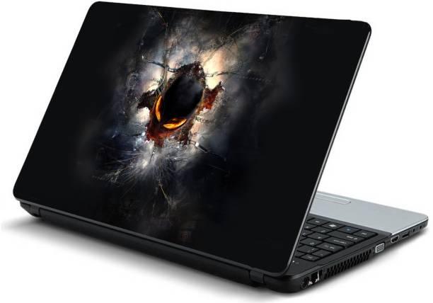 Geek Alienware HQ Laminated Vinyl Laptop Decal 15.6