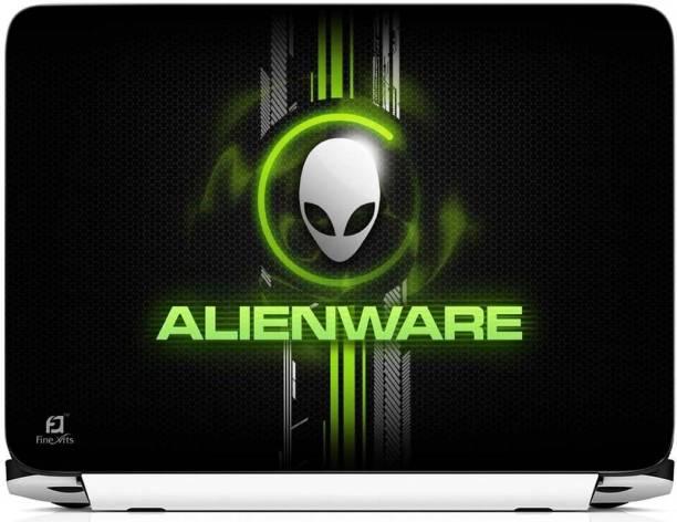 FineArts Alienware Vinyl Laptop Decal 15.6