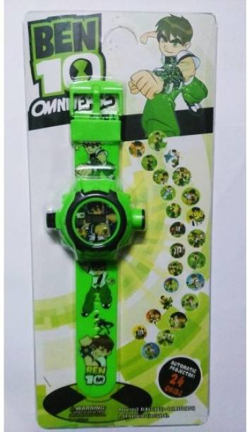 Nit N Kit Ben 10 Projector Watch