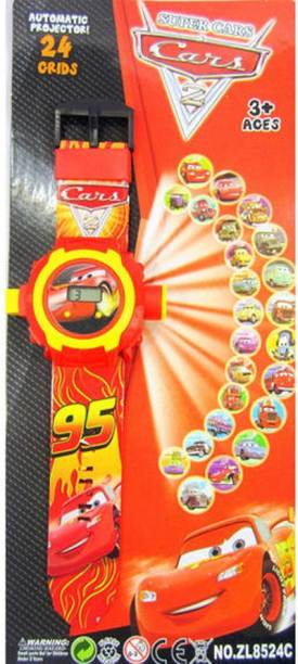 PARADIISE car projector watch