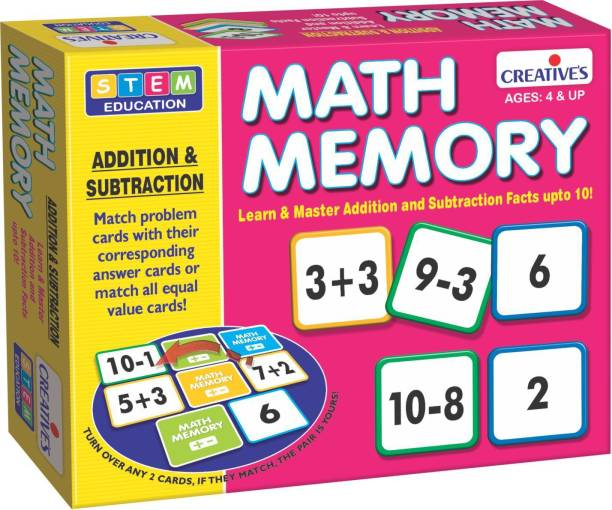 Creatives Math Memory