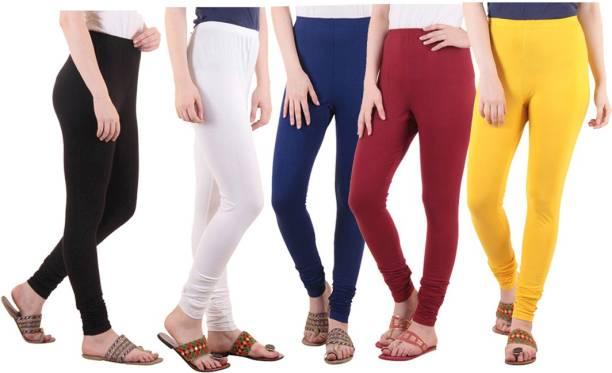 bbcc06593d1cb9 Viscose Leggings - Buy Viscose Leggings Online at Best Prices In ...