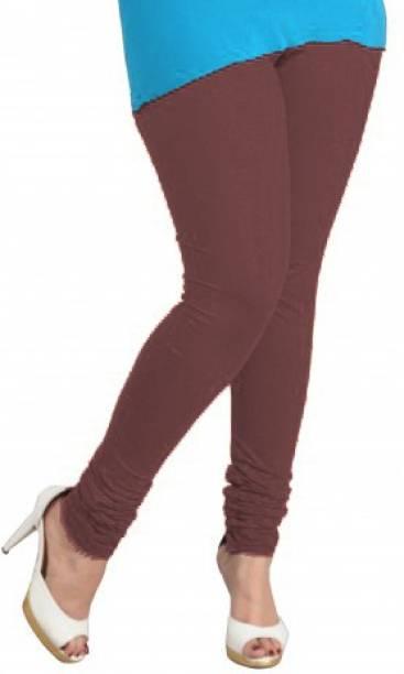 96130459f2996 Brown Leggings - Buy Brown Leggings Online at Best Prices In India ...