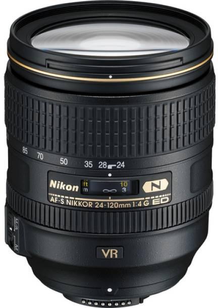 NIKON AF-S NIKKOR 24 - 120 mm f/4G ED VR   Lens