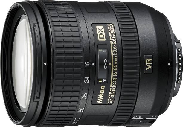 NIKON AF-S DX NIKKOR 16-85mm F/3.5-5.6G  Lens