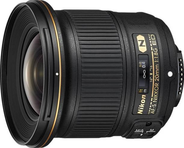 NIKON AF-S Nikkor 20 mm f/1.8G ED   Lens