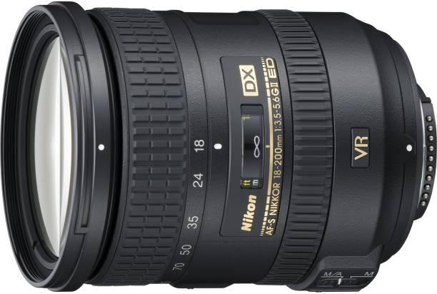 NIKON AF-S DX NIKKOR 18 - 200 mm f/3.5-5.6G ED VR II   Lens