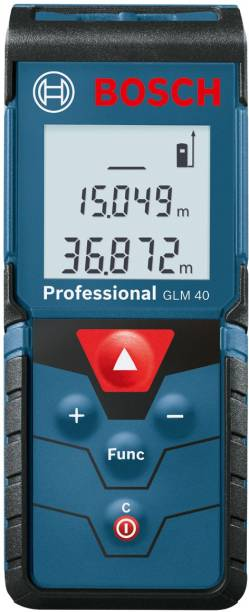 BOSCH GLM 40 Digital Measuring Unit Non-magnetic Engineer's Precision Level