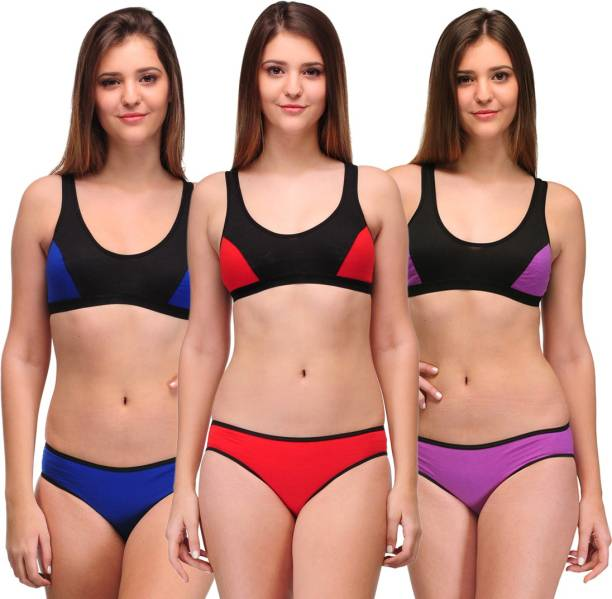 23c122adc9 Bras   Panties - Buy Bra Sets   Panty Set Clothing Online at Best ...