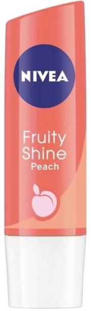 NIVEA Fruity Shine Peach Fruity
