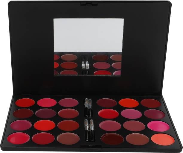 Cameleon Professional Lip Color Palette