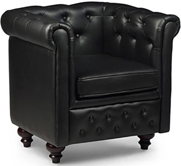 HomeHQ The Churchill Engineered Wood Living Room Chair