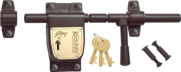 Godrej Kadi Tala 275 Mm - Texture Brown Lock