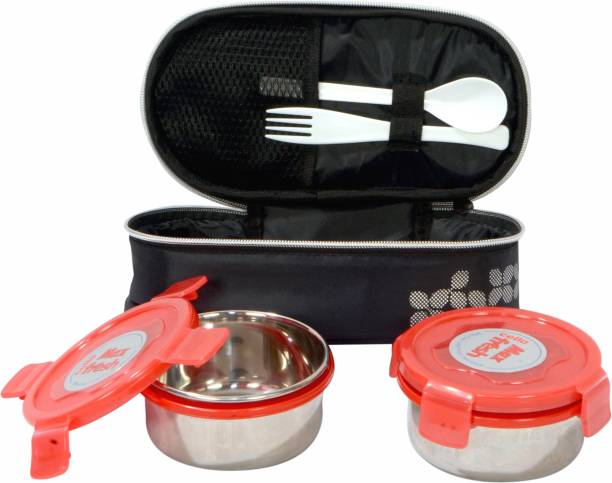 cello CTL2043 2 Containers Lunch Box