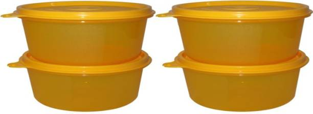 Tupperware Rocker 456 4 Containers Lunch Box