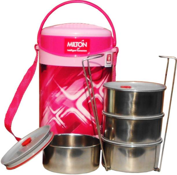 MILTON econa deluxe 4 4 Containers Lunch Box