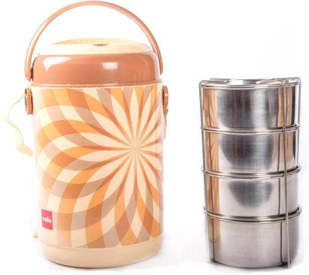 cello 134584 4 Containers Lunch Box