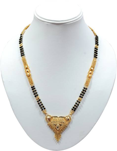 6b2eb2e050d Long Mangalsutra - Buy Long Mangalsutra online at Best Prices in ...