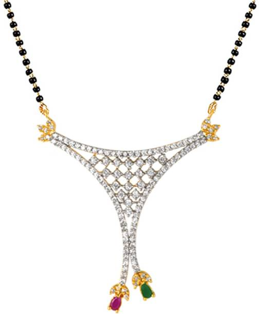 526555faa Red Mangalsutra - Buy Red Mangalsutra Online at Best Prices In India ...
