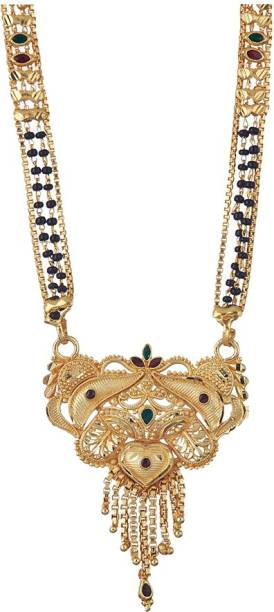 71aad68948 Zeneme Mangalsutra - Buy Zeneme Mangalsutra Online at Best Prices In ...